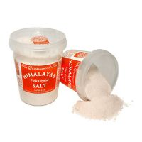 Соль гималайская розовая. Мелкий помол. Пакистан. 482 г